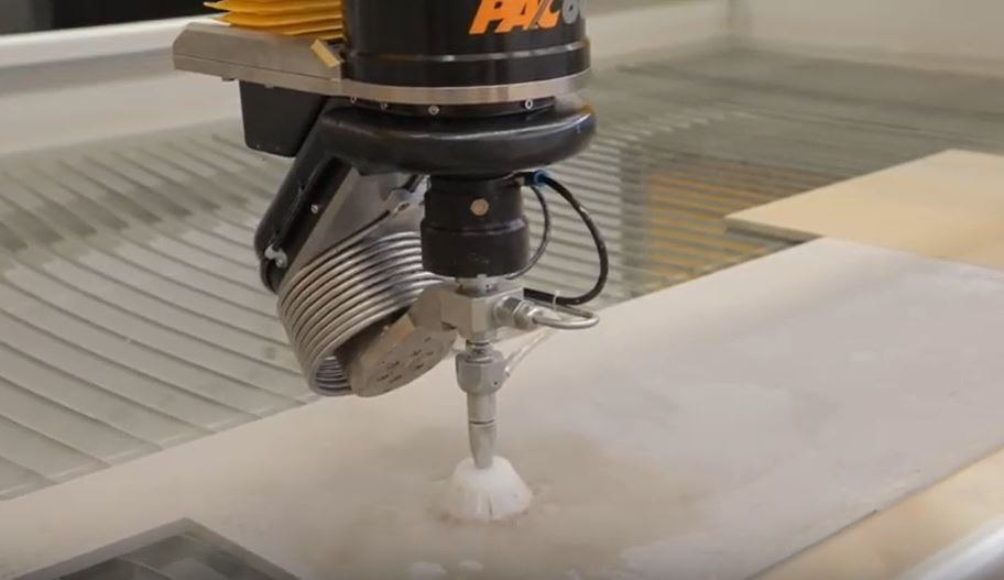 waterjet cutter technology