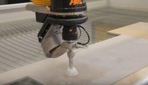waterjet cutter technology